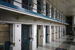 Kingston Penitentiary - Kingston Penitentiary cellblock