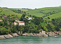 Kingswear Castle, Torpedo Battery and houses.jpg