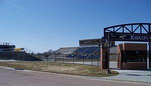 Augustana University Vikings - Kirkeby–Over Stadium, seats over 6,500 fans