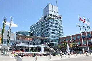 Regional Municipality of Waterloo Upper-tier regional municipality in Ontario, Canada