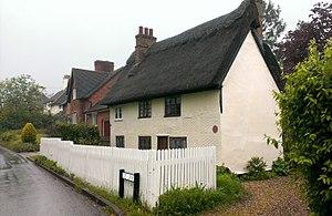 Wallington, Hertfordshire - Image: Kits Lane No 2Wallington Hertz UK2