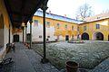 Klagenfurt Schlossweg Schloss Zigguln Einfahrt Innenhof 12012009 58.jpg