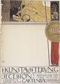 Klimt - Erstes Ausstellungsplakat der Wiener Secession (Theseus und Minotaurus).jpeg