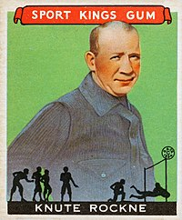 Image result for knute rockne