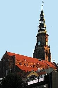 Kościół katedralny, parafialny.p.w.św.Stanisława i Wacława w Świdnicy.JPG
