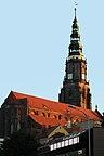 Polska - Świdnica, Kościół św. Andrzeja Bobol