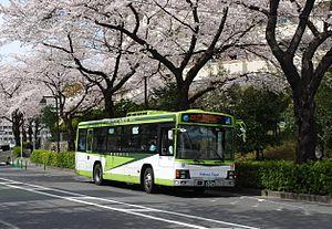 国際興業バス's relation image