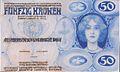 Kolo Moser - 50 Kronen-Banknote - 1911.jpeg