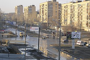 Komsomolsky district, Tolyatti, Russia.JPG