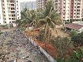 Kondapur Hyderabad - view from Sri Venkateswara Nilayam.jpg