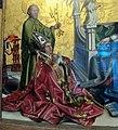 Konrad witz, presentazione del cardinale di metz alla madonna e al bambino, 1444, 02.JPG