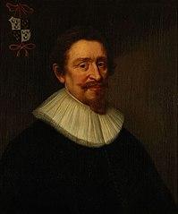 Portrait of Hugo de Groot