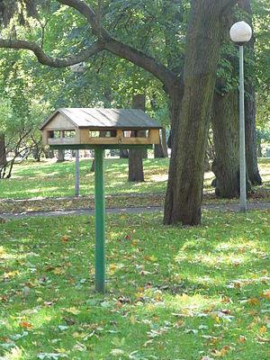 Kopli cemetery - Image: Kopli park 015