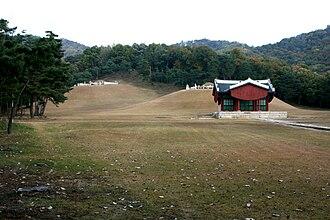 Royal Tombs of the Joseon Dynasty - Seosamneung tombs
