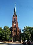 Polska - Opole, Winów, Kościół Ducha Święteg