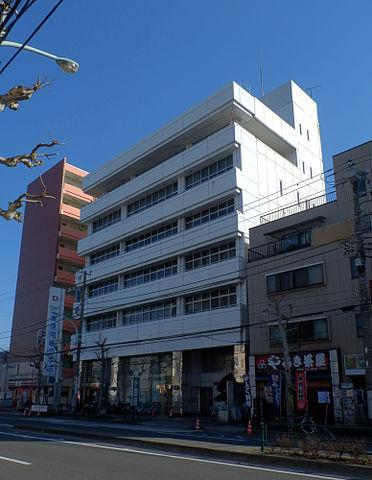 江東信用組合の本店