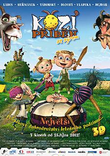 <i>Goat Story 2</i> Czech movie from 2012 film by Jan Tománek