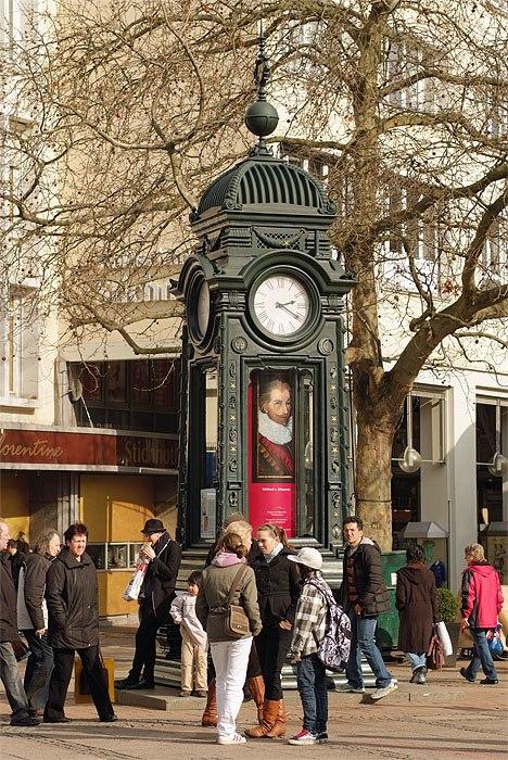 Kröpcke Uhr Hannover