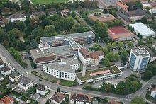 Klinikum Mittelbaden Standort Rastatt Rastatt