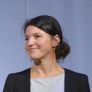 Kristina Sandberg Swedish writer