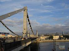 мосты в москве фото и названия