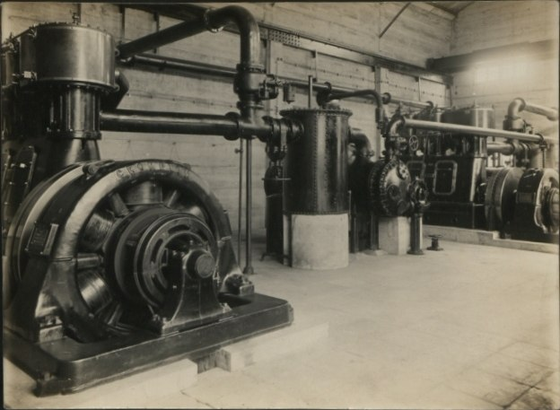 Kuching Electrical Power Station 1922