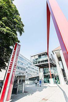 Art gallery or museum center Leoben
