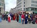 Kurdisches Volkstanzfestival - Mîhrîcana Gevendên Kurdıstan 2018 - Hannover 33.jpg