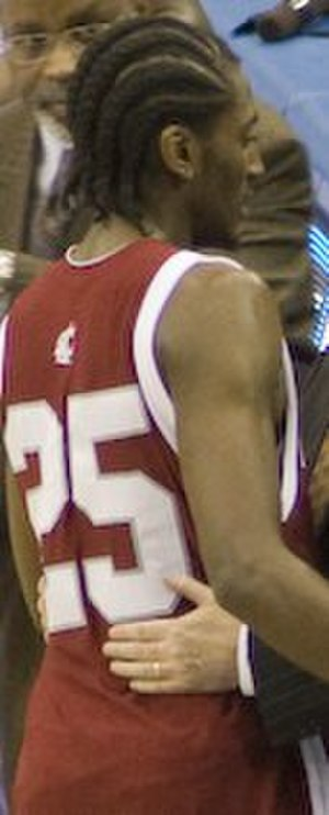 Kyle Weaver - Weaver with Washington State in January 2008