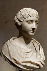Buste de Faustine la Jeune