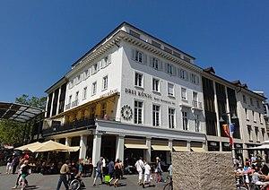 Lörrach — Basler Straße 169 (Hotel Drei König).JPG