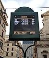 L.go Chigi electronic bus stop (Rome).jpg