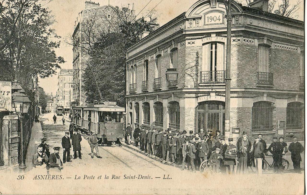 Boucherie Nanterre Ville Rue Henri Barbusse