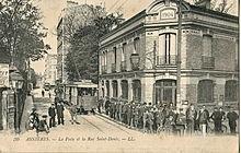 Asni res sur seine wikip dia - Rue du chateau asnieres sur seine ...