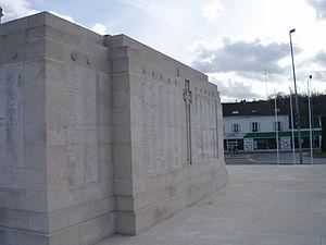 La Ferté-sous-Jouarre memorial - Image: La Ferte sous Jouarre memorial 3
