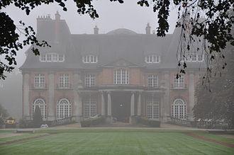 Louis Süe - Château de La Fougeraie (1911) designed by Süe for Paul Wittouck, decorated by Gustave Louis Jaulmes