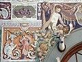 La petraia, cortile, cosimo daddi, gesta di goffredo di buglione alla presa di gerusalemme, 1589-94 ca. 09.JPG