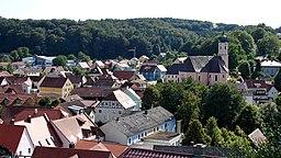 Laaber ist ein Markt im Oberpfälzer Landkreis Regensburg in Bayern und Sitz der Verwaltungsgemeinschaft Laaber.