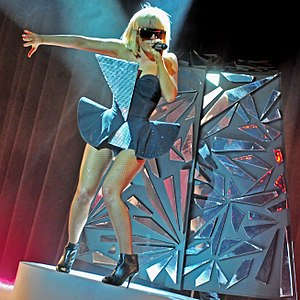 Paparazzi (Lady Gaga song) - Image: Lady Gaga Live @ The Commodore Ballroom in Vancouver (2) (cropped)