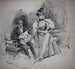 Lady and Gentleman by Charles Howard Johnson.jpg