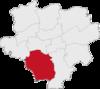 Lage des Dortmunder Stadtbezirks Hombruch.png