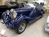 Lagonda LG6 Drophead Coupe 1937 (13518870893).jpg