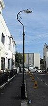 Lanterna kolono ĉe 43 Great College Street, Brajtono (IoE Code 480784).jpg