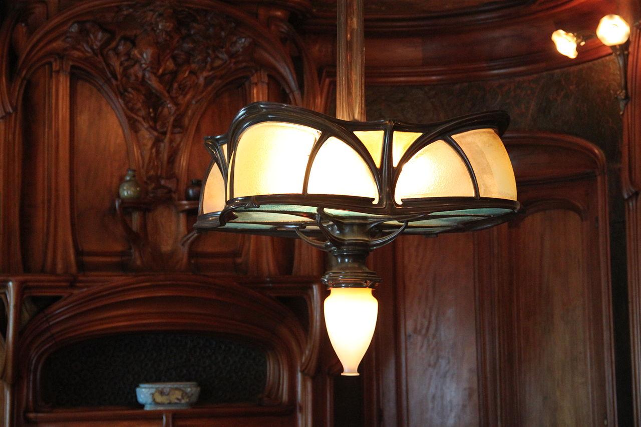 File lampe plafond salle manger wikimedia for Lampe salle a manger