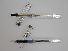 List Of Pen Types Brands And Companies Wikipedia