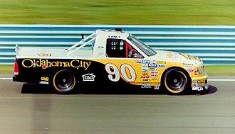 Lance Norick - Norick's late 1996 truck