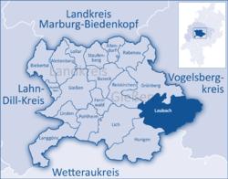 Landkreis Gießen Laubach
