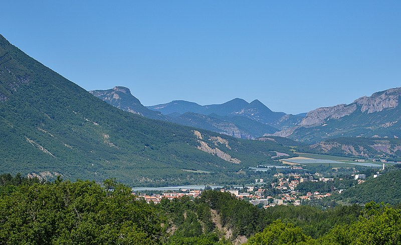 Laragne-Montéglin