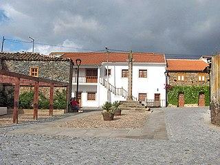 Frechas Civil parish in Norte, Portugal