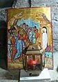 Larnaka - St.Lazarus Krypta 2 Lazarus-Ikone.jpg